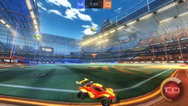 Watch and share Rocket League GIFs and Georgia Tech GIFs by hansel on Gfycat