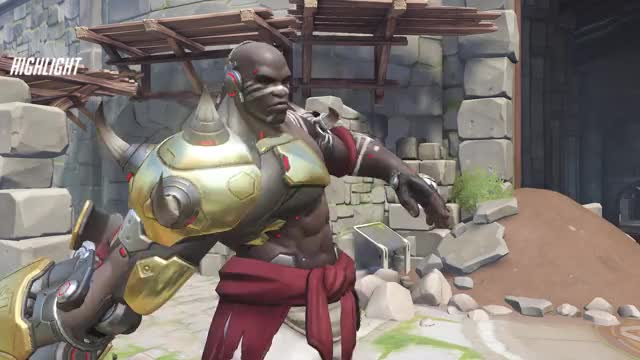 Watch and share Highlight GIFs and Overwatch GIFs by colddennis on Gfycat
