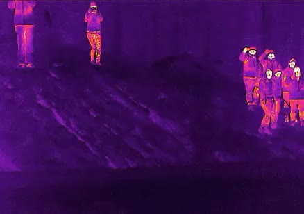 Watch Thermal image of a rally car (x-post /r/webm) (reddit) GIF on Gfycat. Discover more rally, webm GIFs on Gfycat
