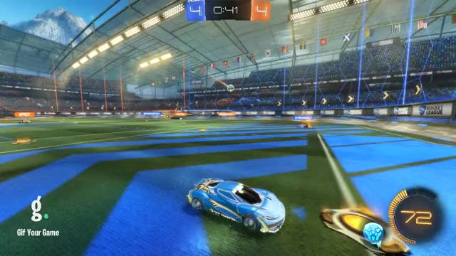 Watch Save 3: Gritty GIF by Gif Your Game (@gifyourgame) on Gfycat. Discover more Gif Your Game, GifYourGame, Gritty, Rocket League, RocketLeague, Save GIFs on Gfycat
