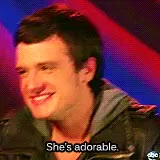 Watch and share Joshifer Interview GIFs and Jennifer Lawrence GIFs on Gfycat