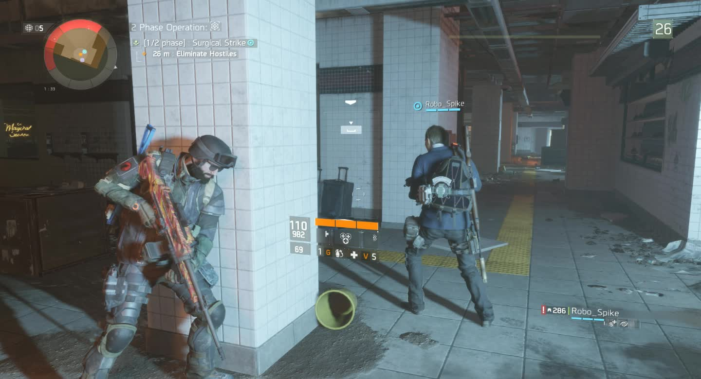 The Division, Professional GIFs