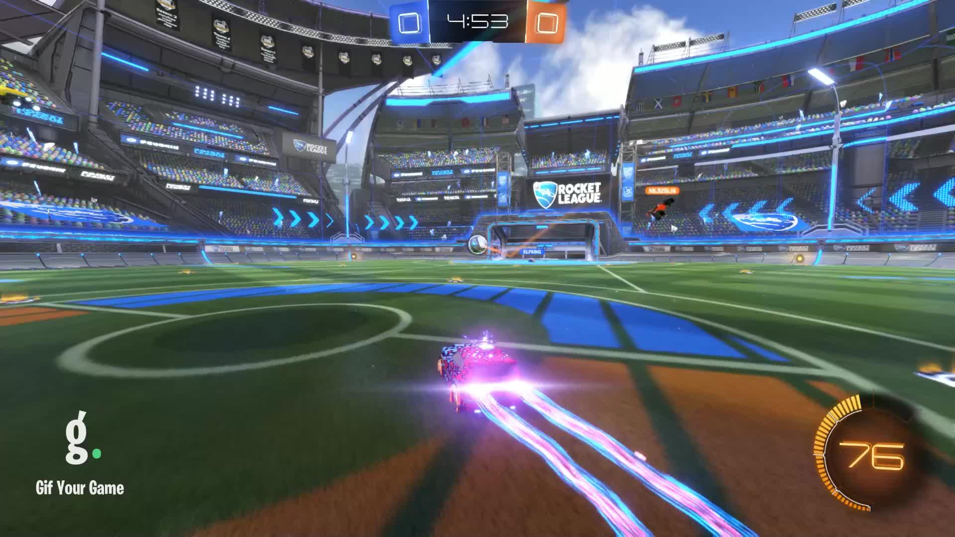 Gif Your Game, GifYourGame, Goal, LordTempestX, Rocket League, RocketLeague, Goal 1: LordTempestX GIFs