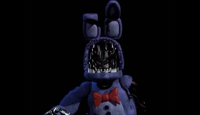 Watch Bonnie fnaf 2 jump scare (nightmare fuel) GIF on Gfycat. Discover more bonnie bunny, fnaf, fnaf 2, fnafs, nightmare fuel GIFs on Gfycat