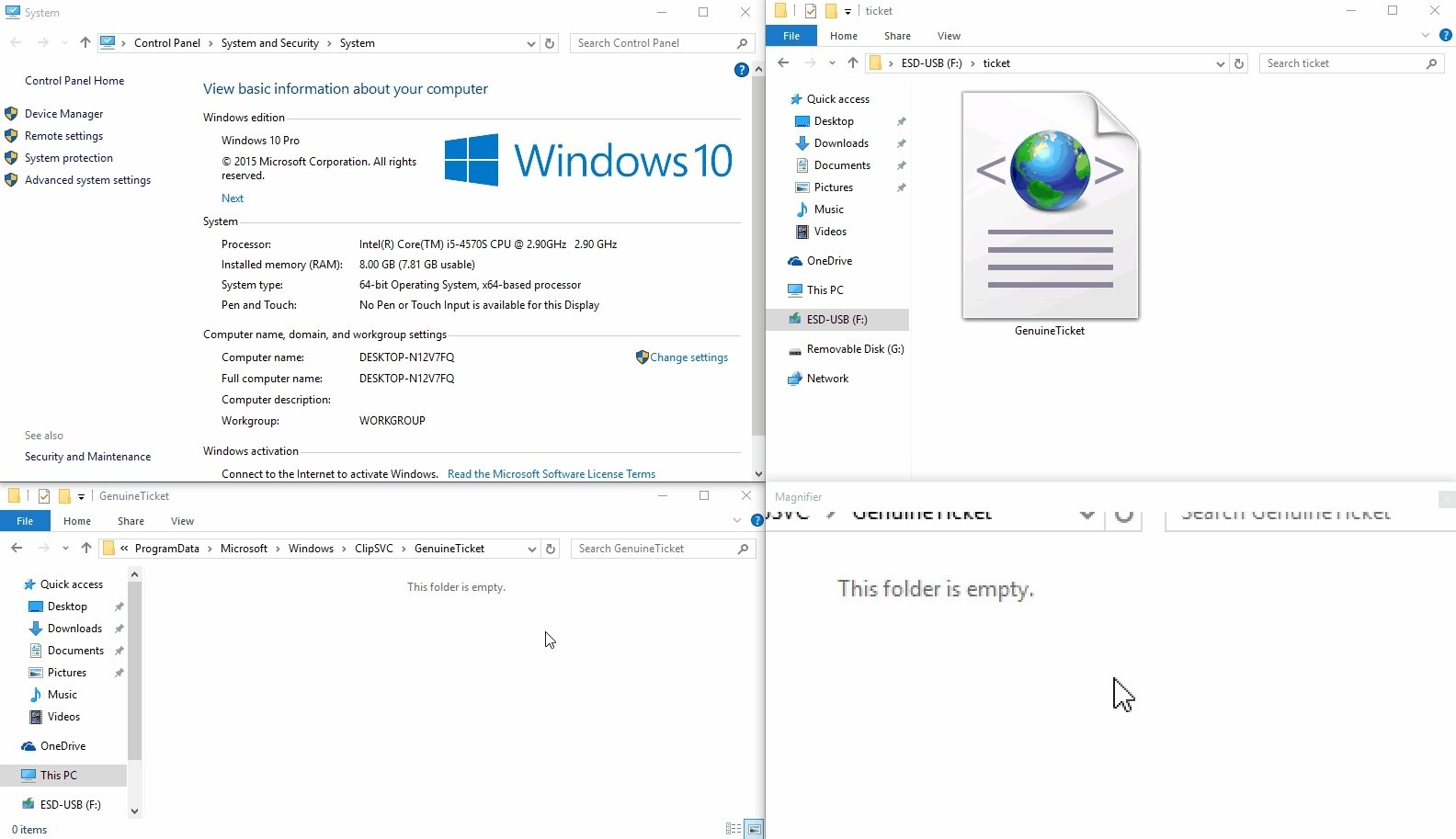 Clean install windows 10 the activation myth ccuart Choice Image