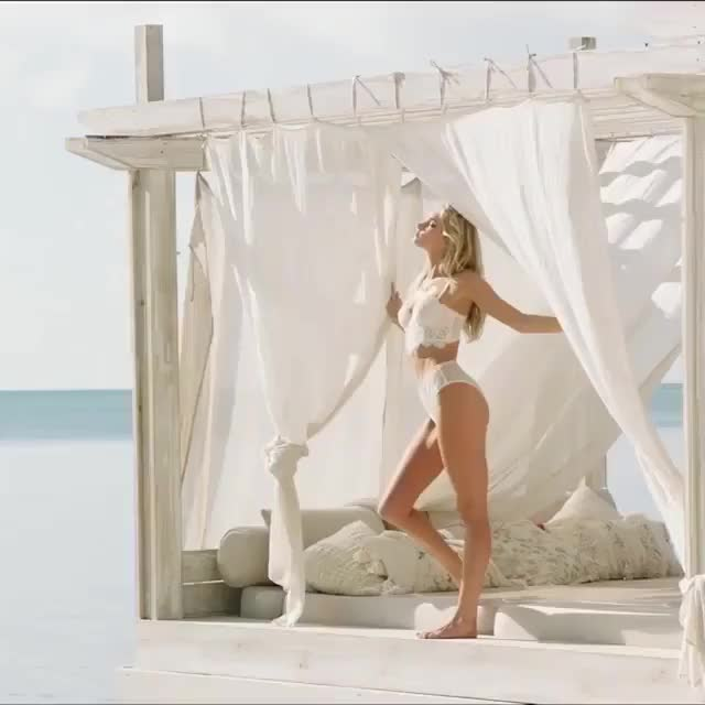 Watch and share Elsa Hosk GIFs and Lingerie GIFs by itsanotherhoax on Gfycat