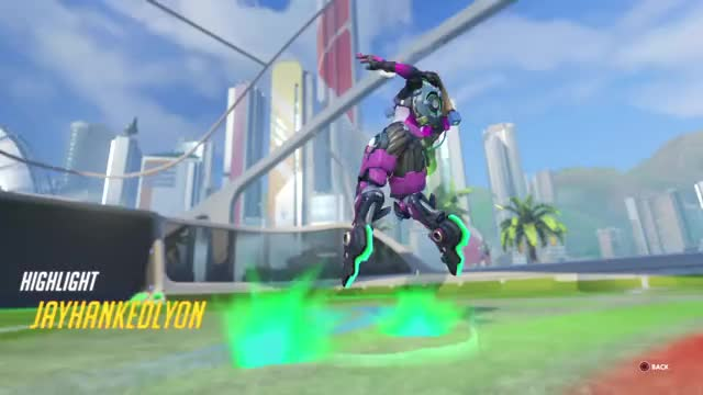 Watch Style Points GIF on Gfycat. Discover more PS4share, JayHankEdLyon, Overwatch, Overwatch: Origins Edition, PlayStation 4, Sony Interactive Entertainment, highlight GIFs on Gfycat