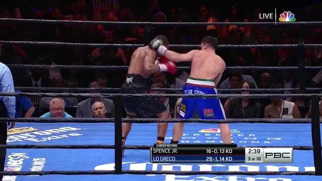 Watch Errol Spence - Phil Lo Greco - knockdown GIF by Tom_Cody (@tomcody) on Gfycat. Discover more Boxing, Errol Spence, Phil Lo Greco GIFs on Gfycat