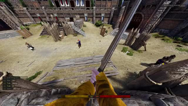 Watch and share Mordhau GIFs by trails on Gfycat