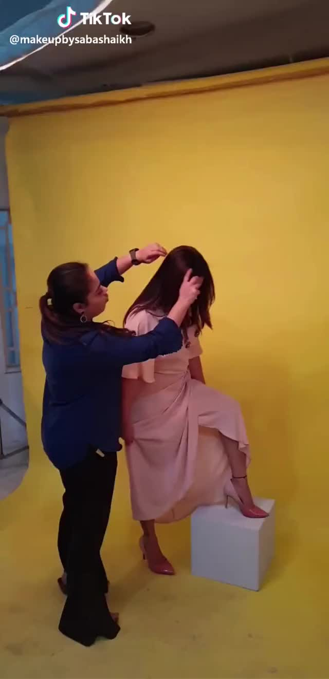 Watch Rashami Desai #style #gopop #hair #love #miss #bride #colours #favour #movie #morning #blush #girls GIF by @bravebroccoli on Gfycat. Discover more gopop, hair, love, style GIFs on Gfycat