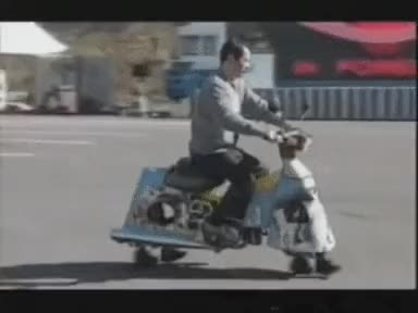 Watch Scooter GIF on Gfycat. Discover more related GIFs on Gfycat