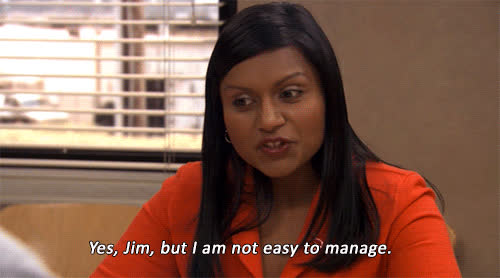 mindy kaling, The Office GIFs