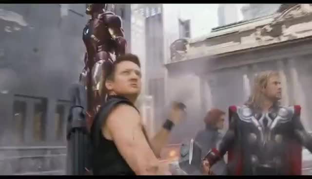 Watch Avengers Assemble GIF on Gfycat. Discover more Avengers, heroes, marvel, super hero team, superheroes GIFs on Gfycat