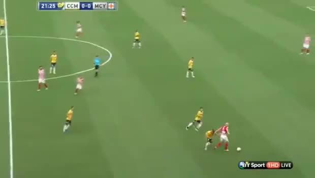 Watch Safuwan's through ball against Central Coast Mariners GIF on Gfycat. Discover more melbournecity, singapore GIFs on Gfycat