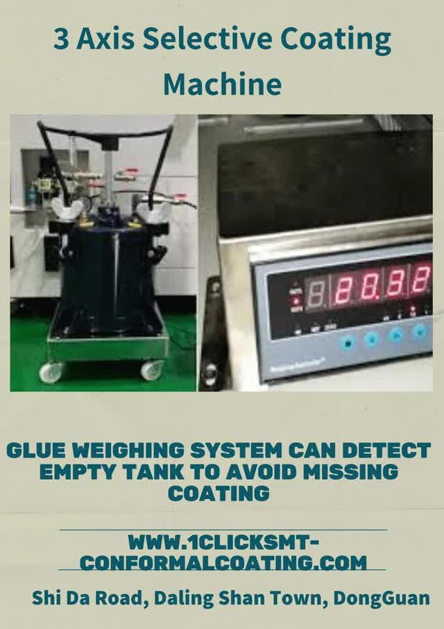 Watch and share Uv Coating Machine GIFs by 1clicksmt conformal coating on Gfycat