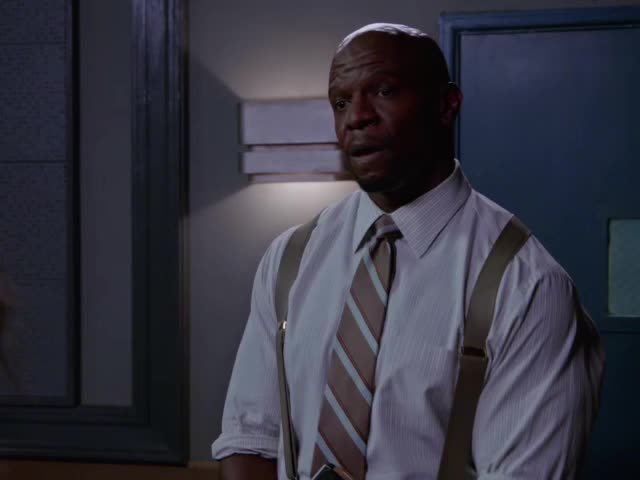 Brooklyn Nine-Nine, Terry Crews, Shocked look GIFs