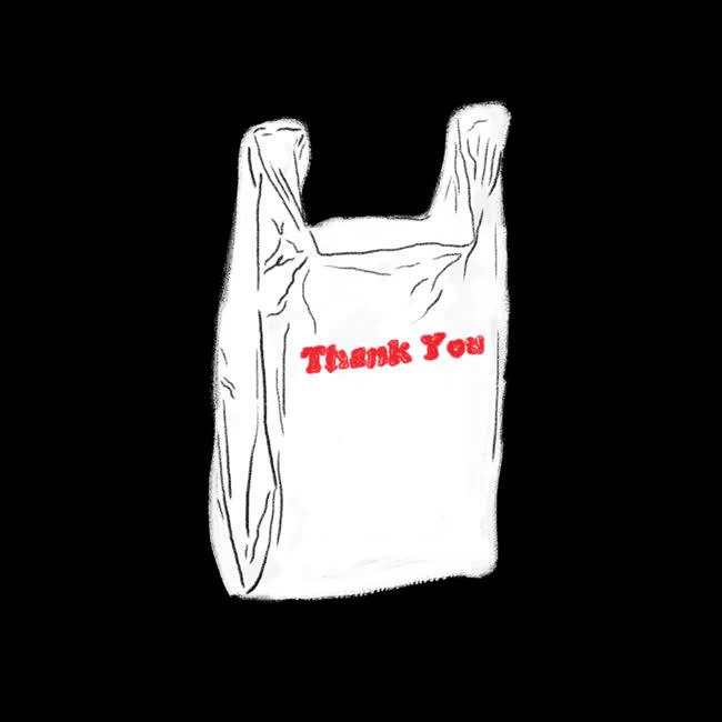 fabiola lara, grateful, grocery bag, thank you, thankful, thanks, Thank You GIFs