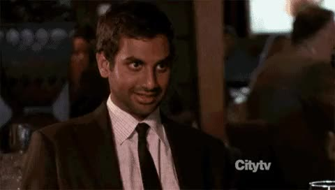 Watch Smartass GIF on Gfycat. Discover more aziz ansari GIFs on Gfycat