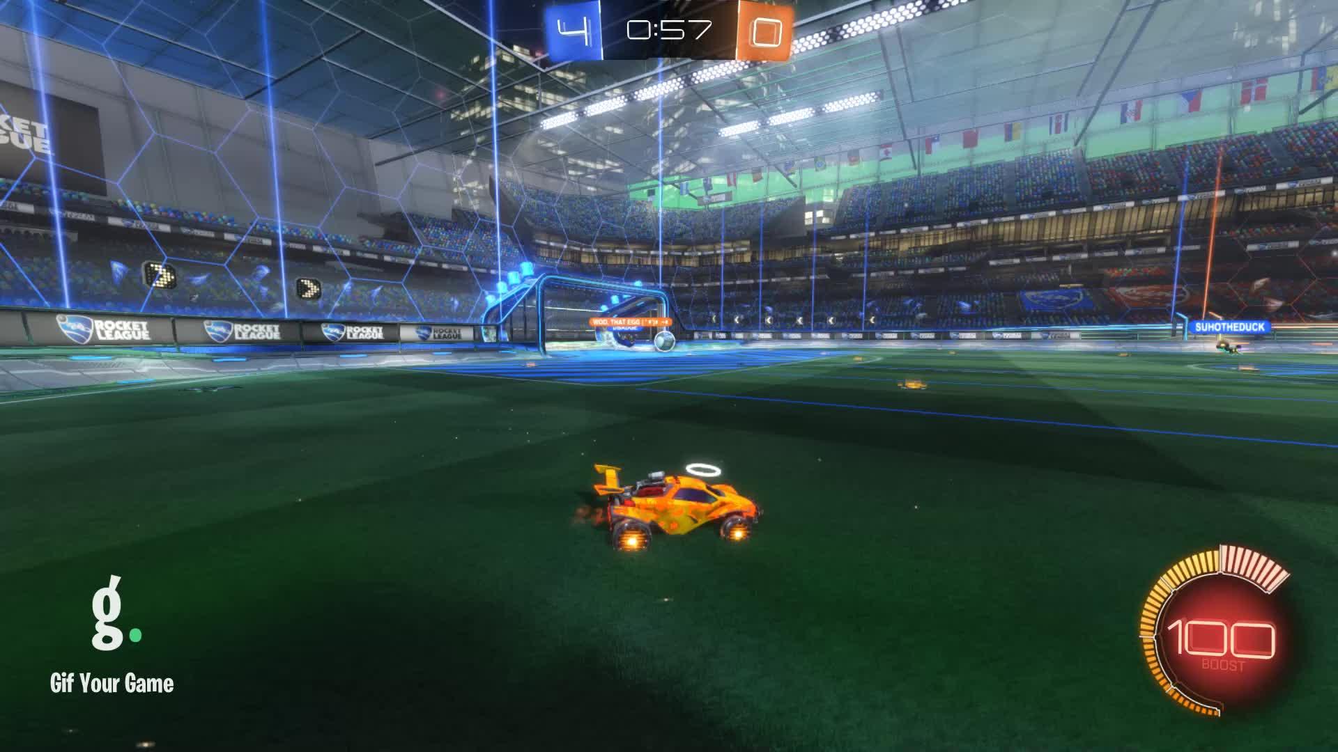 Gif Your Game, GifYourGame, Goal, Rocket League, RocketLeague, Zoar, Goal 5: Zoar GIFs