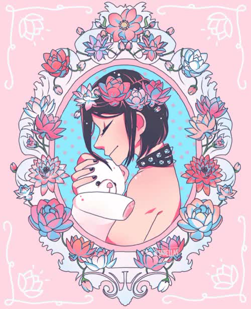 Watch and share Dramatical Murder GIFs and Isabella Bianchi GIFs on Gfycat