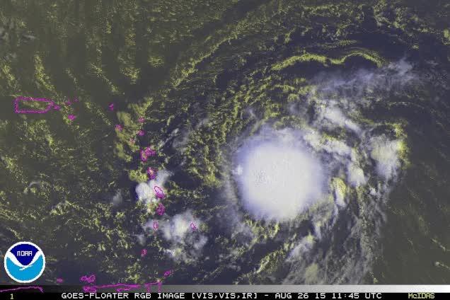 Watch and share Hurricane Erika GIFs on Gfycat