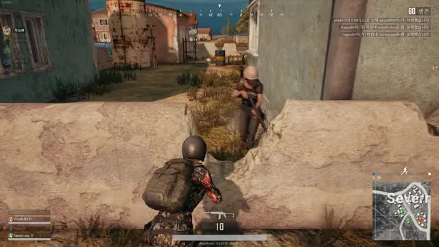 Watch and share PLAYERUNKNOWN'S BATTLEGROUNDS 2018.05.05 - 14.28.18.07.DVR GIFs by 이휘영 on Gfycat