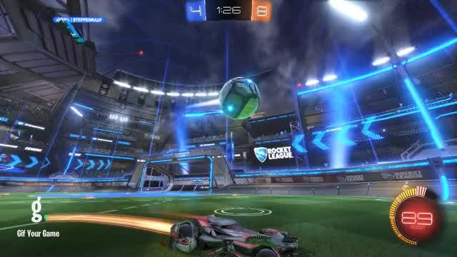 Goal 13: ›Gosu‹ Bl4ckGhost
