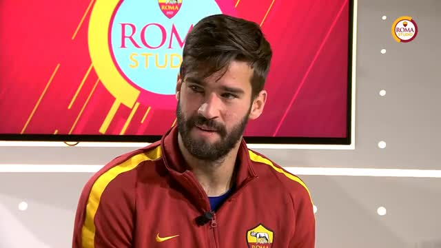 Watch and share Giallorossi GIFs and Alisson GIFs on Gfycat