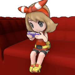 Pokemon Alpha Sapphire 3DS Review GIFs