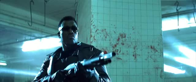 Watch and share Wesley Snipes GIFs and Blade GIFs by Queueing on Gfycat