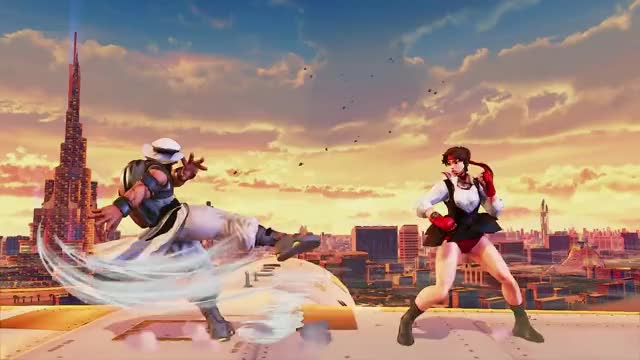 Watch and share Street Fighter V GIFs and Kasugano GIFs by EventHubs on Gfycat