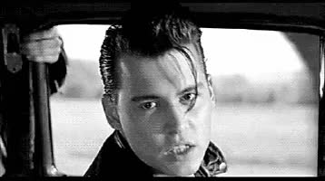 Watch and share Johnny Depp GIFs and Kiss GIFs on Gfycat