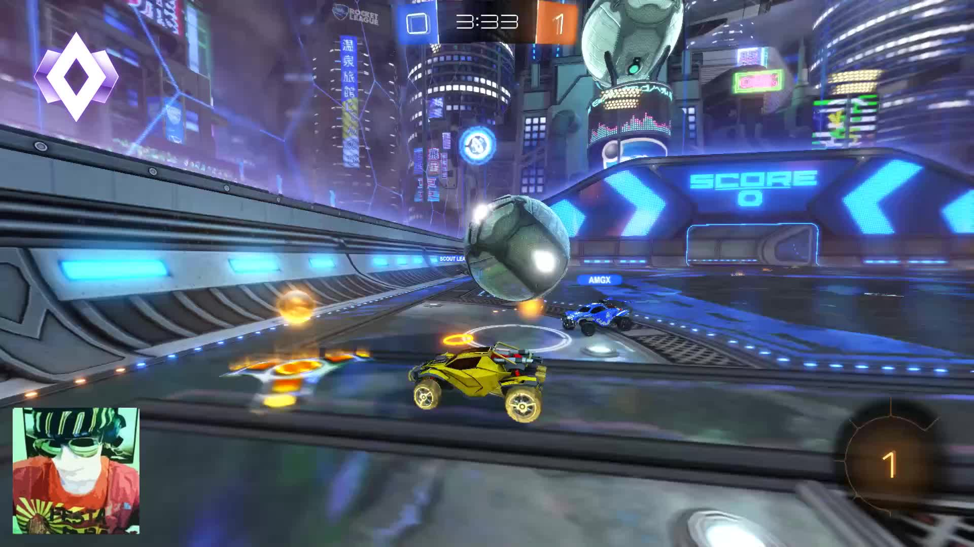 Gif Your Game, GifYourGame, Goal, Rocket League, RocketLeague, alex, Goal 2: alex GIFs