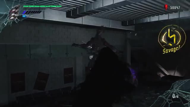Watch wild GIF by @d.lancaster on Gfycat. Discover more PS4share, Darrell Lancaster, Devil May Cry 5, Gaming, PlayStation 4, Sony Interactive Entertainment, Wolfdoggkilla GIFs on Gfycat
