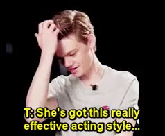 Watch The Beastly Harry Styles GIF on Gfycat. Discover more Dylan O'Brien, Newt, TMR, TST, The Maze Runner, Thomas Brodie Sangster, Thomas Brodie-Sangster, Thomas Sangster au meme, Thomas Sangster imagine, ki hong lee GIFs on Gfycat