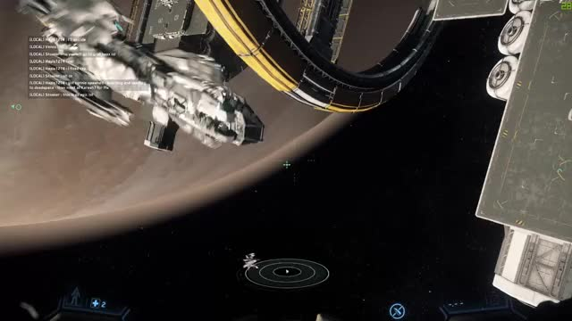 """Watch """"Are we playing this game right?"""" - Void and Zeb break things and refuse to pay for them GIF by Void (@voidn_) on Gfycat. Discover more starCitizen GIFs on Gfycat"""