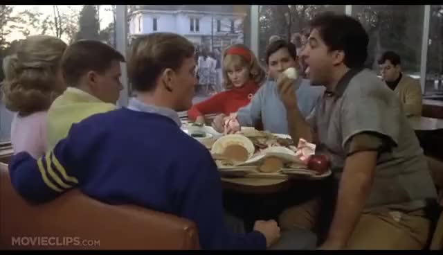 Watch and share Animal House GIFs and Food Fight GIFs on Gfycat