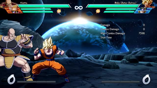 Watch Goku - Corner - 5M into 1-Super (most damage) - 5763 damage GIF by @robro on Gfycat. Discover more related GIFs on Gfycat