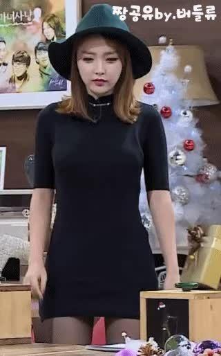 Jinyoung, koreanvariety, 홍진영,  GIFs