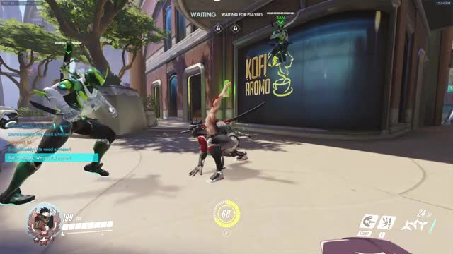 Watch GENJI COMBAT GIF on Gfycat. Discover more dance, genji, overwatch GIFs on Gfycat
