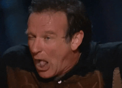 celebs, face, faces, mrw, my reaction, reaction, robin williams, MRW... GIFs