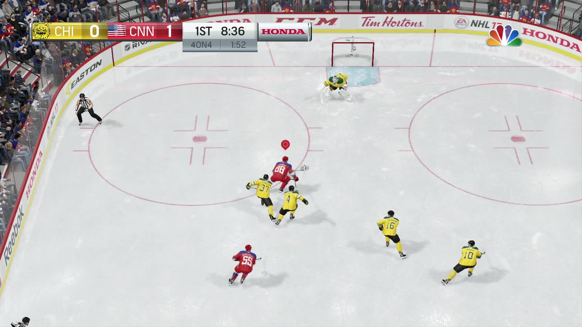 EA Sports, My Life Now, NHL 17, Go Win Without Me... This is my life now GIFs