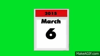 Watch and share Calendar Turning / Changing Animation GIFs on Gfycat