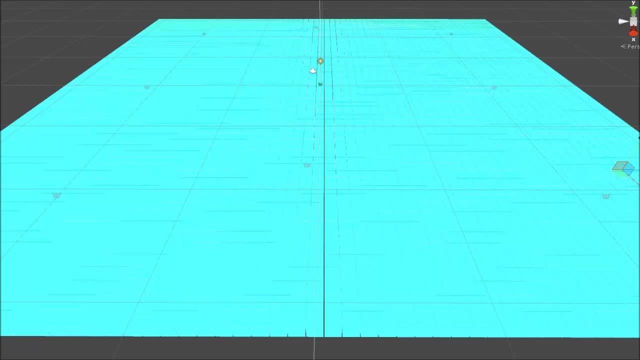 indiegaming, proceduralgeneration, unity3d, Demo - Procedural World Generator - Alpha Build GIFs