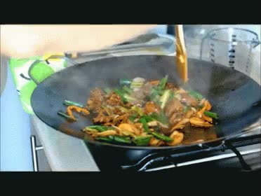 Watch and share Mongolian Beef GIFs on Gfycat