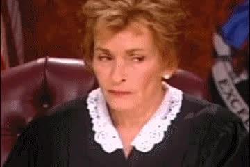 Watch this judge judy GIF by @nlk21 on Gfycat. Discover more judge judy, judith sheindlin, judy sheindlin, tv court GIFs on Gfycat