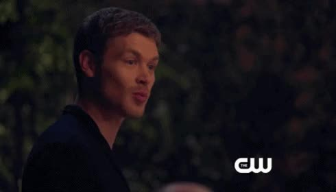 Watch and share The Originals 1x09 Klaus Mikaelson Gif GIFs on Gfycat