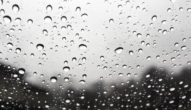 Watch and share 🌂 Soothing Rain Falling On A Window Pane (1.5 Hours) | Canon Rebel T5 Footage | Ashot GIFs on Gfycat