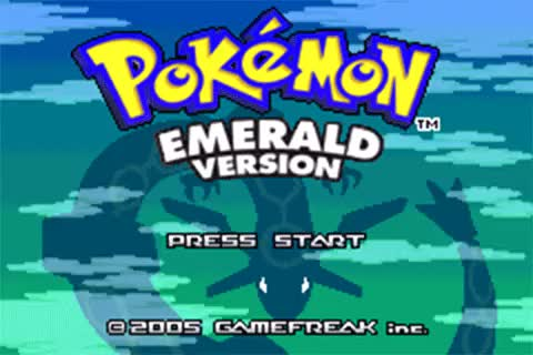 Watch and share Pokemon Emerald GIFs and Pokegraphic GIFs on Gfycat