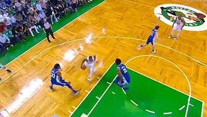 Watch Jayson Tatum — Boston Celtics GIF by Off-Hand (@off-hand) on Gfycat. Discover more 050318 GIFs on Gfycat